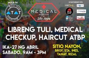 libreng_tuli_medical_checkup_haircut_atbp
